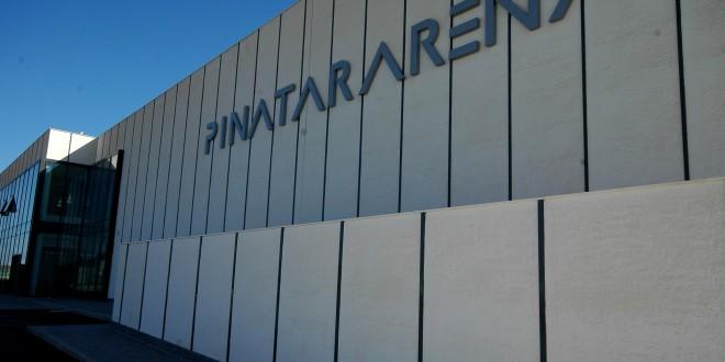 COMPLEJOS DEPORTIVOS DE ENTRENAMIENTO DE FÚTBOL. Parte 1. Pinatar Arena