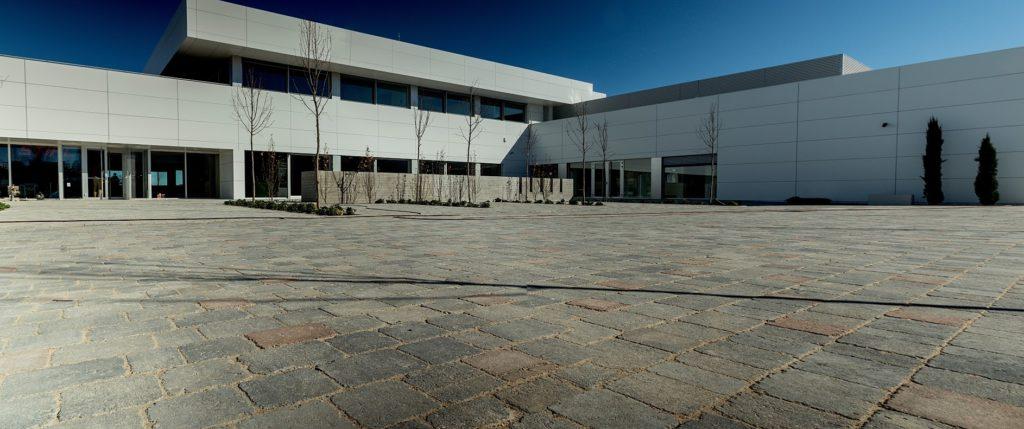 Exterior centro de formacion