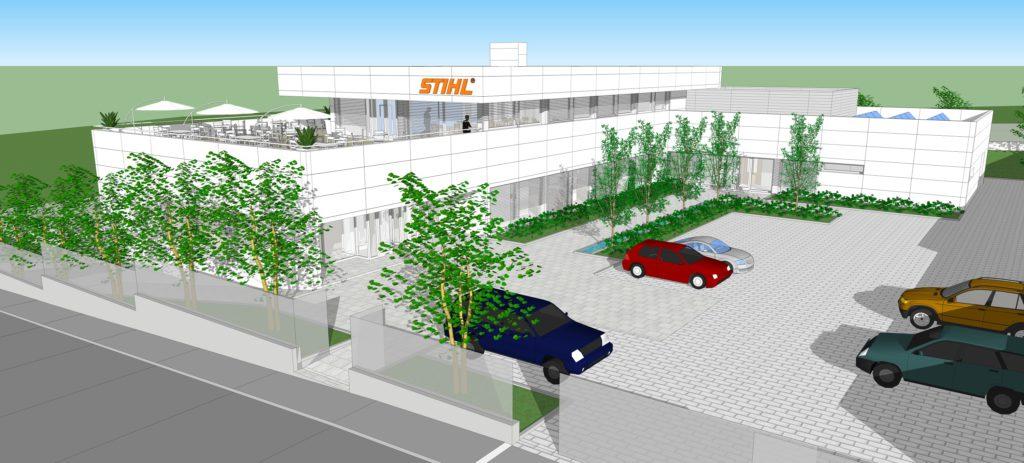 Stihl_Centro de Formación_2