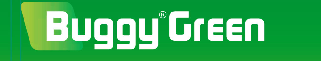 LOGO BUGGY GREEN