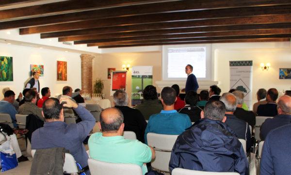 3.- Asistieron Greenkeepers de Málaga y Cádiz