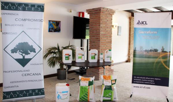 4.- Navarro Montes distribuye los productos de ICL y Syngenta