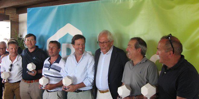 Golf Finca Cortesín acoge la cuarta prueba del Torneo Riversa 40 aniversario Golf