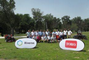 La Moraleja recibe a los finalistas del torneo Riversa 40 aniversario