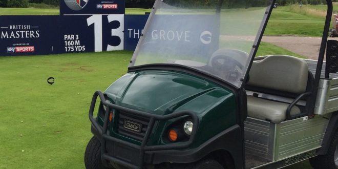 Club Car impulsa la productividad empresarial y la eficiencia en The Grove