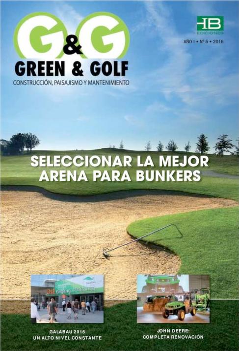 Green&Golf Número 5