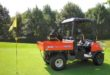 Kubota apuesta por el golf a través de un acuerdo de colaboración