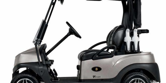 Club Car presenta Tempo, la nueva gama de vehículos de golf