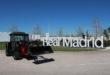 La Ciudad Deportiva del Real Madrid recibe el primer Outcross vendido en Europa