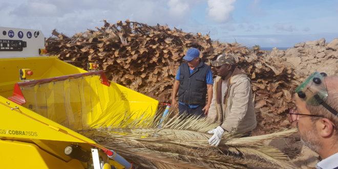 Nueva trituradora con sistema de triturado mixto de Suministros ILAGA