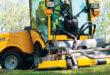 Máquinas de jardinería: mercado en declive