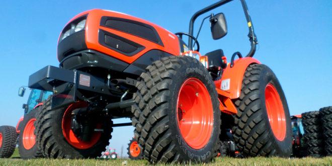 ATG amplía el catálogo de neumáticos Galaxy Garden Pro para césped y pasto